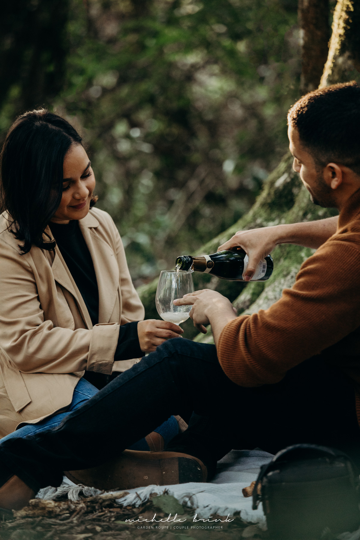 Lee-Anne and Grant | Engagement Shoot  | Natures Valley