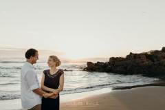 Margot and Matthew | Couple Photography | Lookout Beach